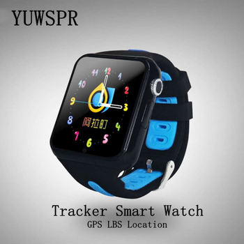 Kids GPS tracker watch V5K waterproof smart watches HD camera SOS Call Location Device Tracking Monitor children gift watch V5K