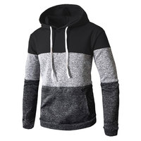 Men Hoodies 2018 Autumn Winter Men S Sweatshirt Brand Hoodie Fashion Hip Hop Stitching Color Casual