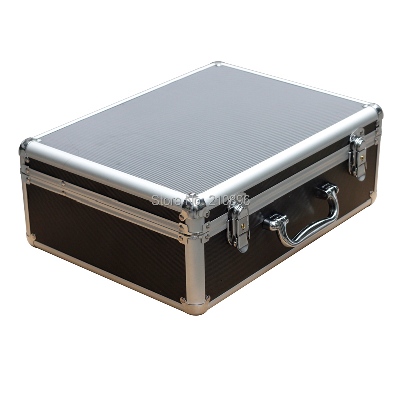 Aluminum Storage Box New Tool Case Metal Garage Portable Black And Silver Colour In Cases From Tools On Aliexpress Alibaba Group