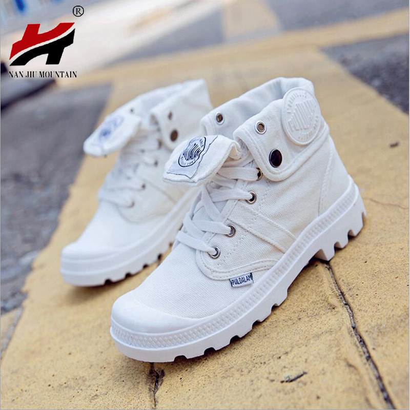 Toile de femmes Chaussures 2017 Femmes Occasionnels Chaussures Respirant Plat Blanc Chaussures Zapatillas Mujer