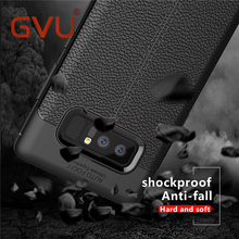 GVU Phone Case For Samsung Galaxy Note8 Case Skin Pattern TPU Soft Silicone protection Shell For Samsung Galaxy S8 S8 Plus Case