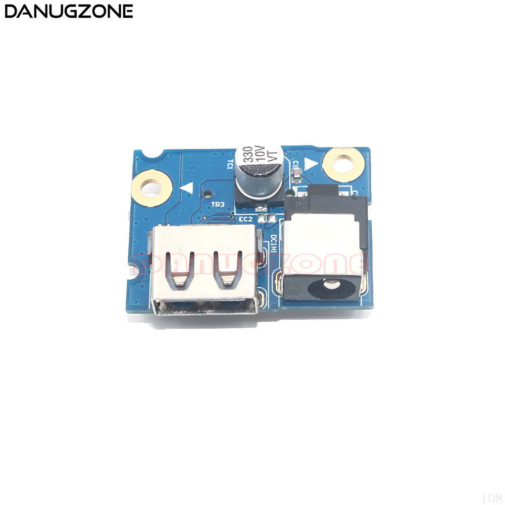 USB Charging Port Dock Plug Socket Jack Connector Charge Board Flex Cable For Lenovo G580