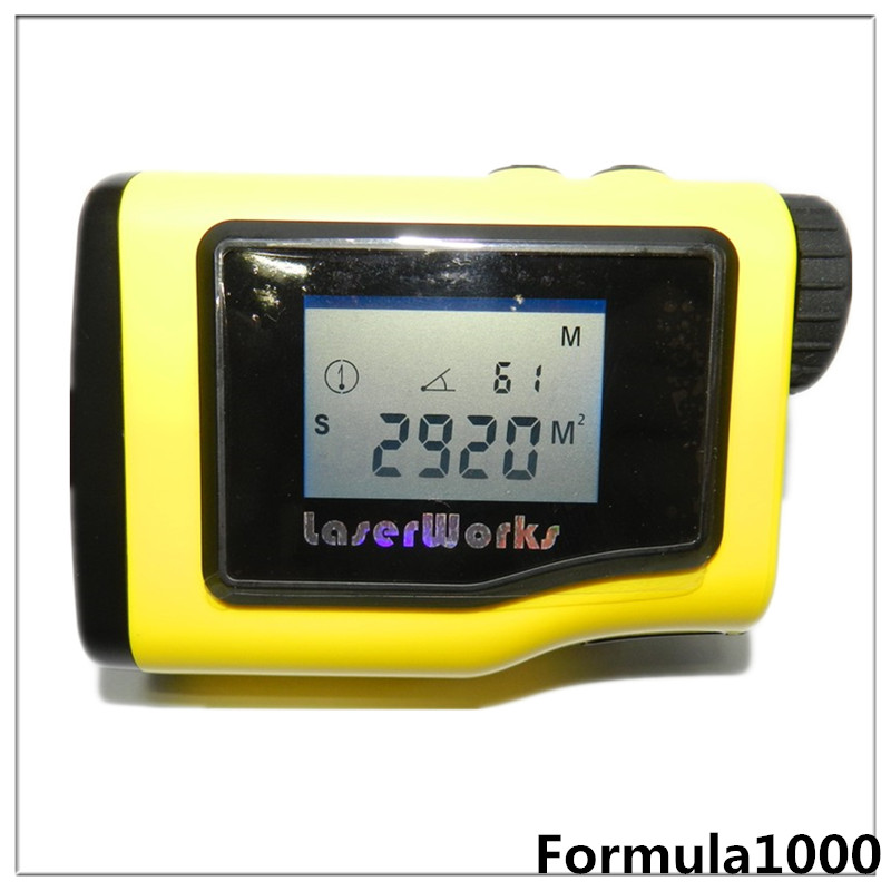 Electronic Measuring Devices Measure : Rangefinder m lcd height measure angle