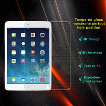 Waterproof Tempered Glass Screen Protector for iPad