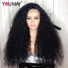 250 Density Lace Front Human Hair Wigs B
