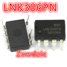 10PCS LNK306PN DIP7 LNK306P DIP LNK306 DIP-7 306PN new and original