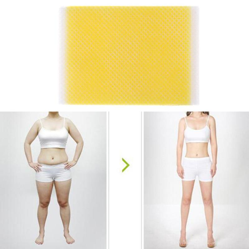 Hot 10pcs/Pack Quick Slimming Patch Health Care Products Strong Efficacy Slim Patches Belly Slim Abdomen Navel Stick Slimer Tool