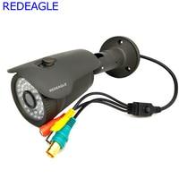 REDEAGLE 2.1MP 1080P HD SDI Camera 42pcs IR Night Vision Outdoor Waterproof Security Cameras Full Metal Body for SDI DVR