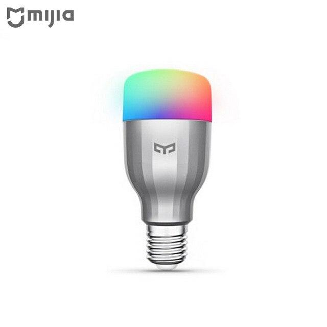 Creative Xiaomi Yeelight RGB LED Smart Bulb Colorful form E27...