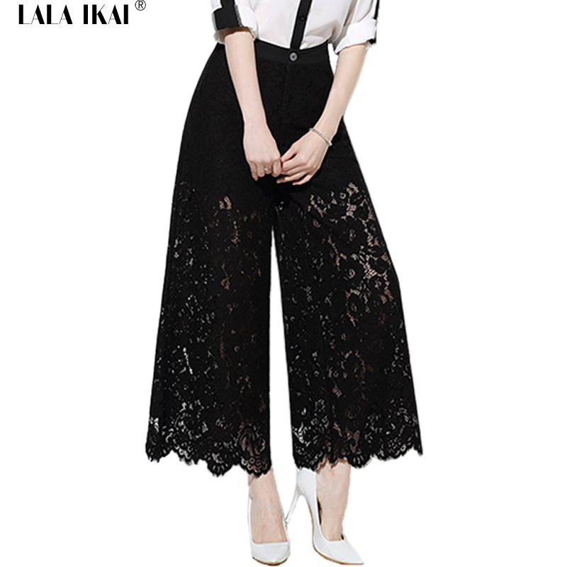 Popular Lace Palazzo Pants-Buy Cheap Lace Palazzo Pants lots from ...