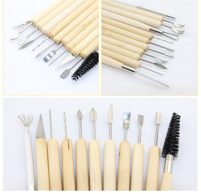 11pcs Clay Sculpting Kit