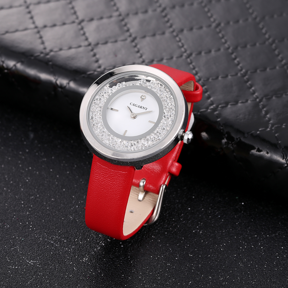 Super Slim Sliver case vogue leather strap Watches Women Top Brand Luxury Casual Clock Ladies Wrist Watch Lady Relogio Feminino (11)