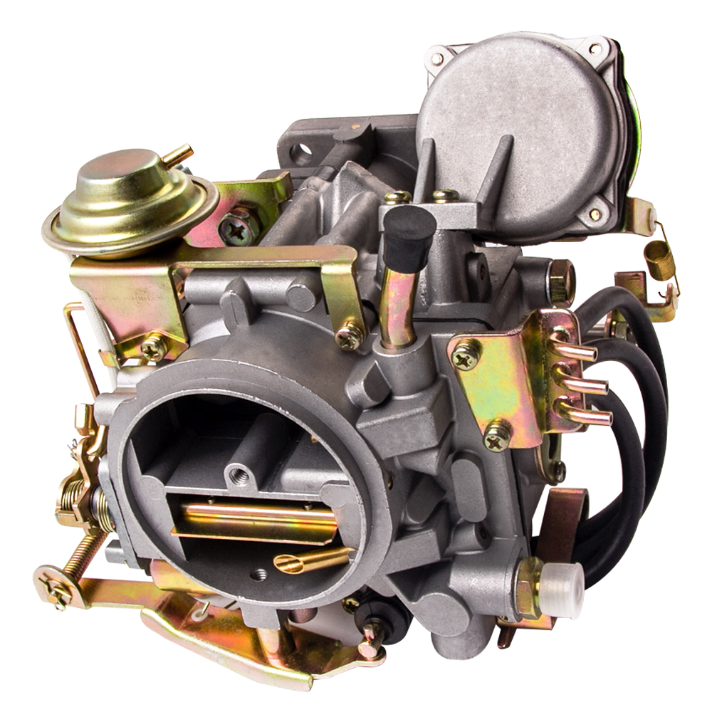 New Carb Carby Carburetor for Toyota 3F 4F Land Cruiser 4.0L I6 Gas Engine 1988 1992(USA market) and 1985 1992(outside USA)