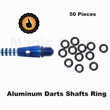 Aluminum 50/100 ring; pieces