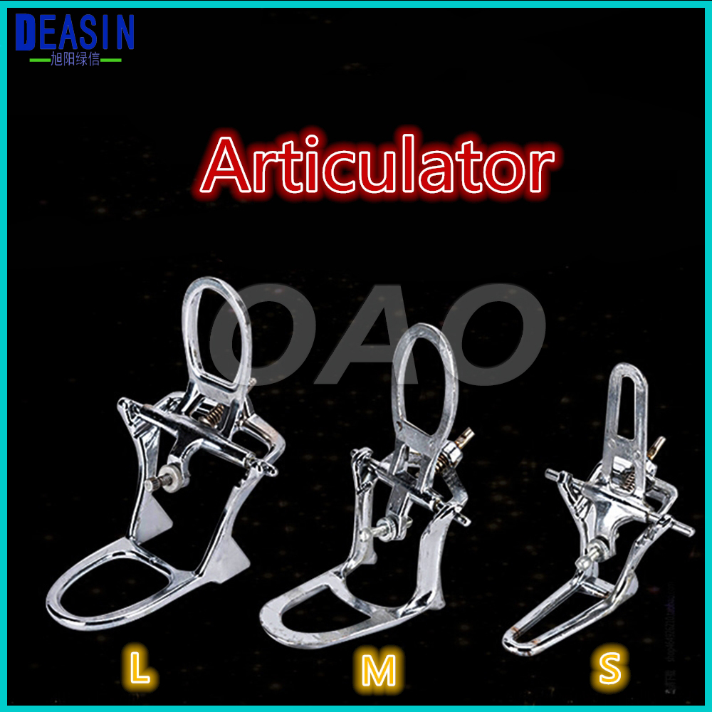 Dental Articulator Full Mouth Copper Plating Articulator Dental Lab Tools Use For Mechanic