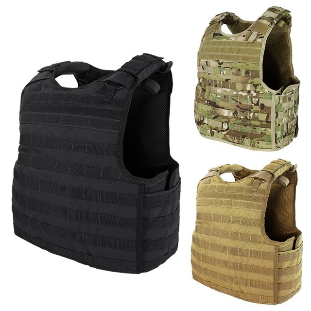 Level IIIA body armor vests Kevlar lined with portability