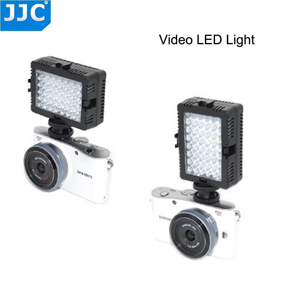 Jjc Xt10sony A6000a6300 Fujifilm Pour Torches Macro Caméra Flash Éclairage Photographique Studio Led Dans A6500 Lampe Vidéo EYH2I9WD