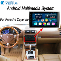 YESSUN For Porsche Cayenne 2006~2010 Android Car GPS Navigation DVD player Multimedia Audio Video Radio Multi Touch Screen