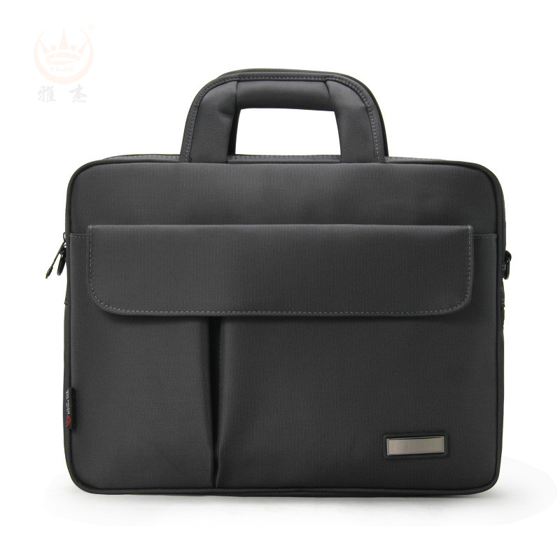 High Quality New Men 13 Inch Laptop Briefcase Bag Handbag Mens Nylon Briefcase Men's Office Bags Business Computer Bags