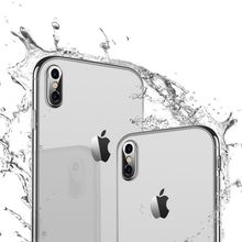 Fashion Smooth Phone Case For iPhone XS Max XR Ultra Slim Hard PC Plastic Back Cover For iPhone X 10 XS XR 7 8 Plus Cases Coque