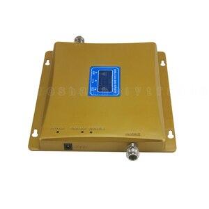Image 3 - Nuova versione Display LCD 2G GSM 900 4G DCS LTE 1800 ripetitore del telefono cellulare amplificatore del segnale cellulare ripetitore Dual Band Booster