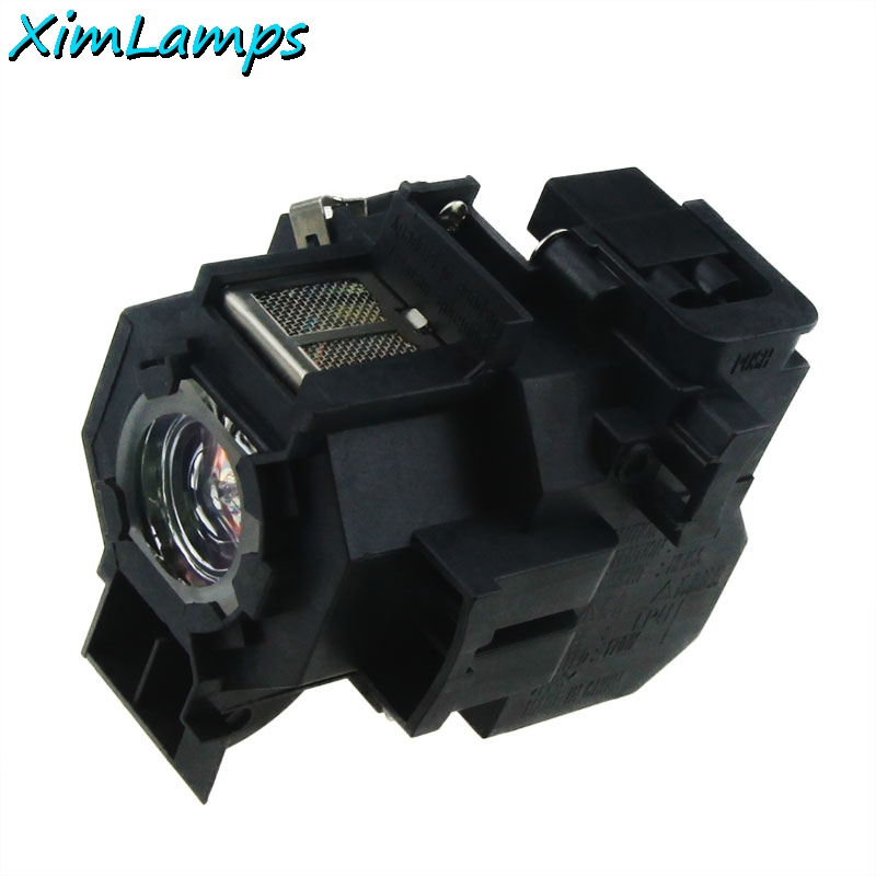 ELPLP41 Replacement Projector Lamp with Housing For Epson PowerLite S5 / S6 / 77C / 78, EMP-S5, EMP-X5, H283A, HC700