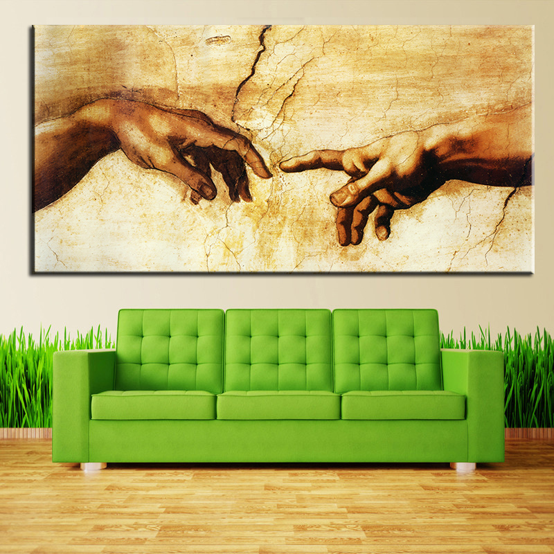 Michelangelo famous paintings reviews online shopping for Famous prints for sale
