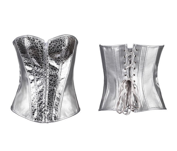 e77cb8373aa Silver Shapers 2015 New Hot Slimming Underwear Weight Loss Corset Waist  Trainer vest waist cincher Silver Shapers -in Tops from Underwear    Sleepwears on ...