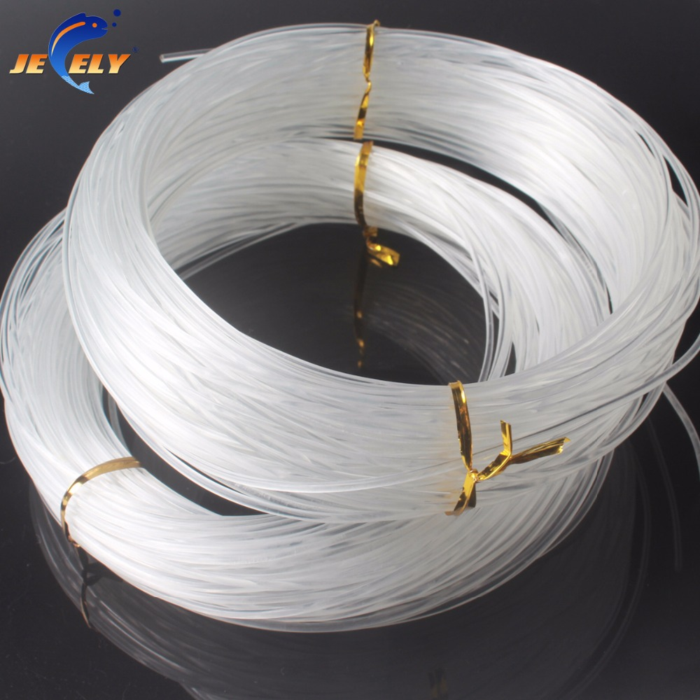 Transparent 1.6mm,1.8mm 2mm Nylon monofilament Long Line Fishing Rope,Boat Fishing Line,spearfishing line in 30M hank packing