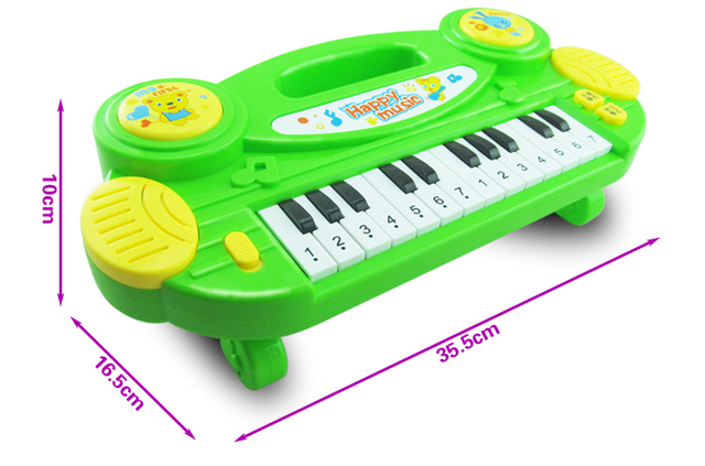 Musical Toys For 1 Year Olds : Keyboard music piano baby toys 0 1 2 years old baby girl male