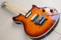 Оптовая продажа EV H Вольфганг электрическая гитара Sunburst 120925