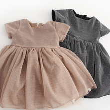 Kids Baby Girls Dresses Clothes Outfits