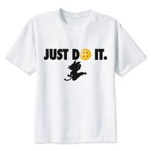 Anime Dragon Ball Z T Shirt Sport