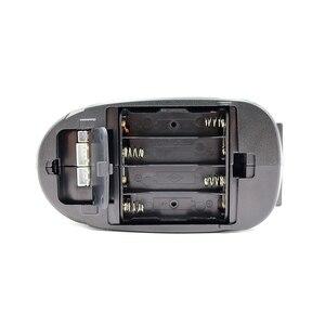 Image 5 - Novo turbo Tb Tx2 2.4ghz fhss digital 7ch rádio transmissor de controle remoto com Tb Rx200 lcd led receptor para rc barco veículo