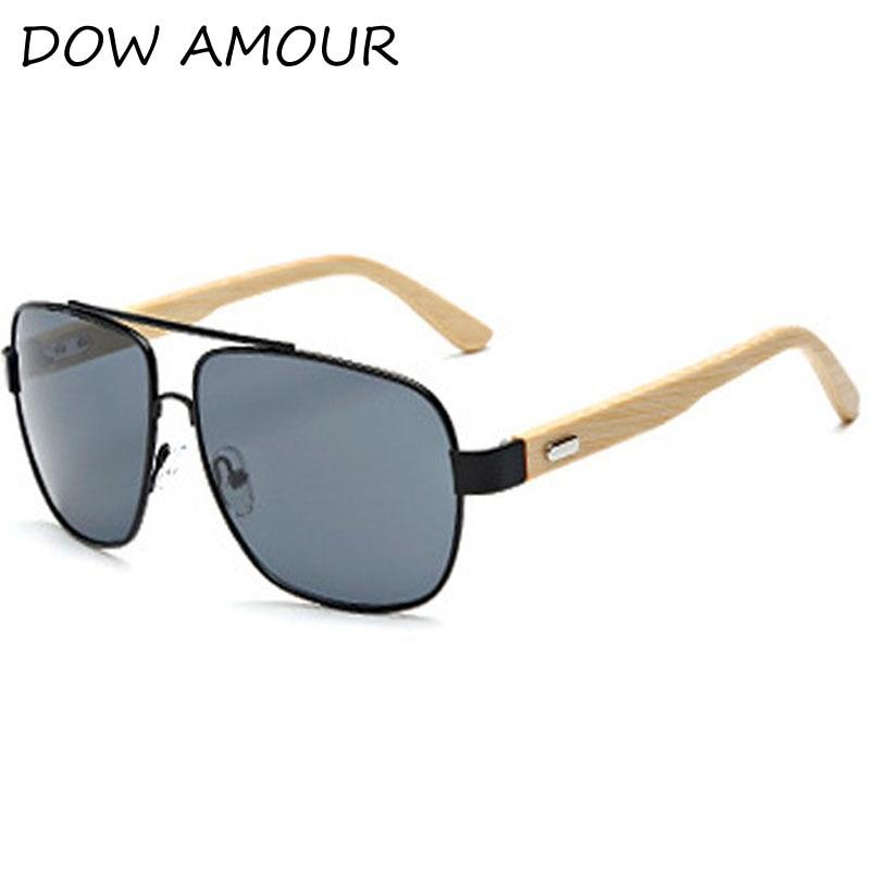 Des lunettes de soleil de mode de film de couleur sourcils route lunettes de soleil miroir lunettes en métal Plage Voyage , 6