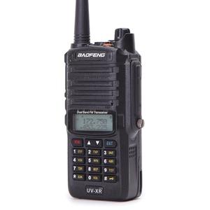 Image 3 - Baofeng UV XR 10W radyo çift bantlı cb radyo IP67 su geçirmez güçlü Walkie Talkie 10km uzun menzilli iki yönlü radyo avcılık için
