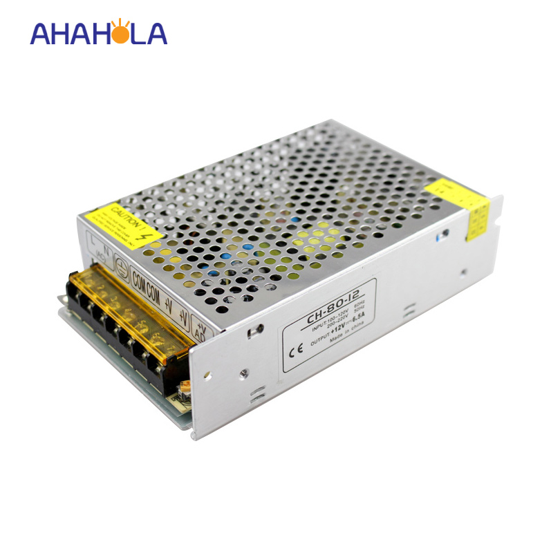 ac 110v 220v to dc 12v 24v switch mode voltage transformer