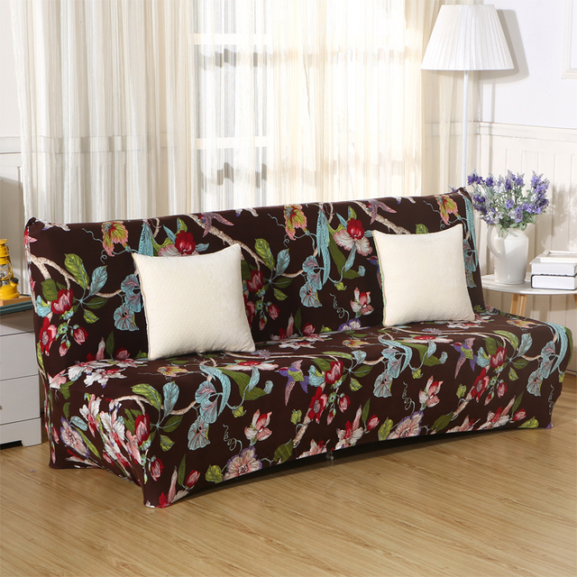 Merveilleux Folding Sofa Covers Elastic Without Armrest Sofa Covers Couch Cover For Sofas  Cover For Couch Printed