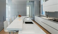2017 Улучшенный модульный кухня cabients производителей кухня мебель для кухни Лидер продаж