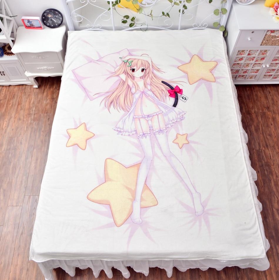 Moeyu Anime Karakteri Origjinal Moeyu-chan Shtrati i shtratit për - Tekstil për shtëpi - Foto 1