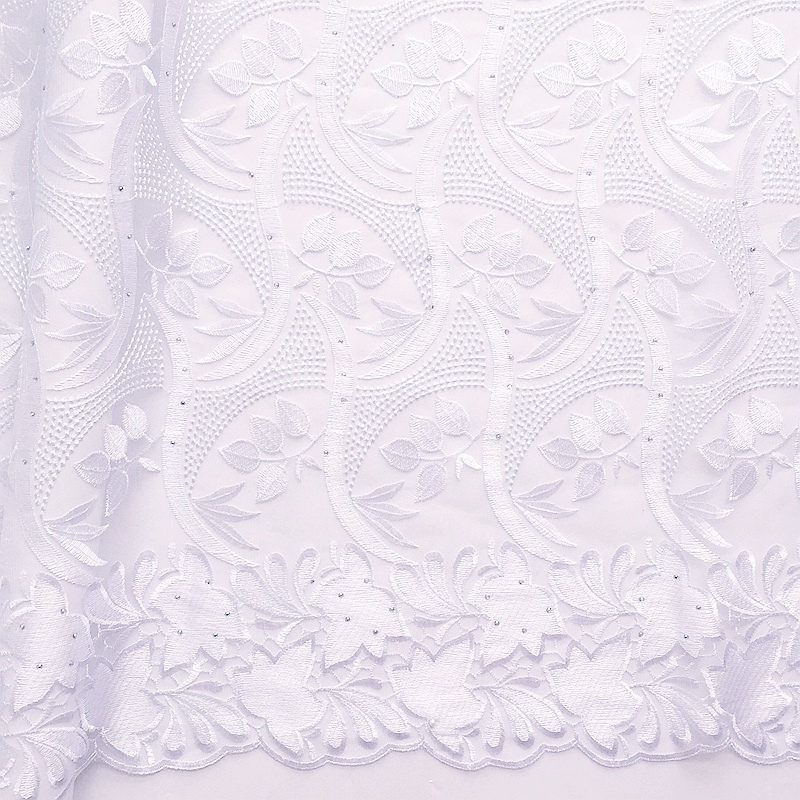 French Laces Fabric