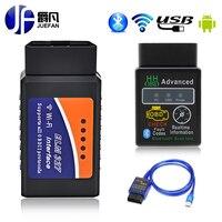 High Quality WIFI ELM327 V1 5 OBD2 Auto Code Reader Mini 327 Car Diagnostic Interface ELM