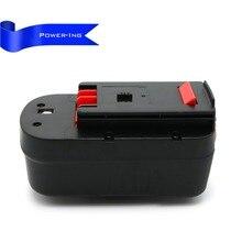 18 v 3ah Bateria Recarregável de alta qualidade para Black & Decker