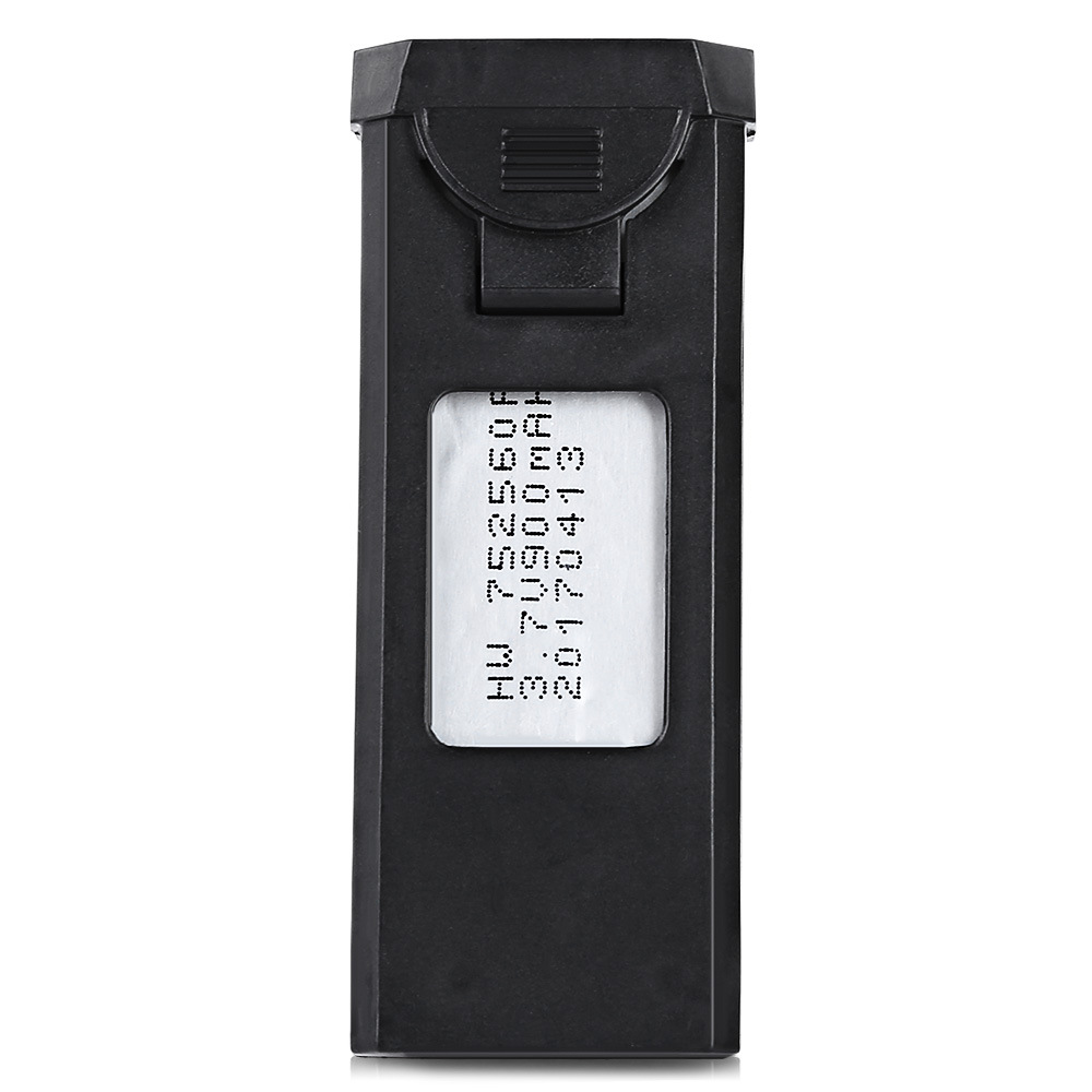 D'origine 3.7 V 900 mAh 30C Lipo Batterie Accessoire pour Visuo XS809 XS809HC XS809HW XS809W Batterie pour Pliable RC Quadcopter Drone