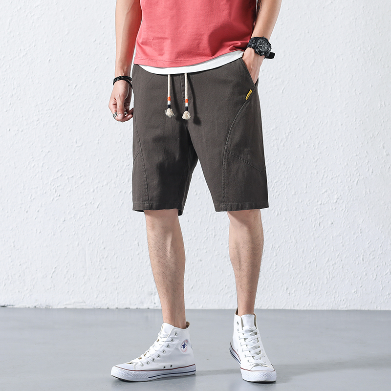M-3XL 2018 summer shorts men fashion casual mens shorts Cotton 100% bermuda masculina ca ...
