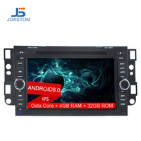 JDASTON 7 дюймов 2 Din 4G + 32 г Android 8,0 dvd плеер автомобиля для Chevrolet Epica Captiva Lova Aveo искровая оптика Холден WI FI gps радио
