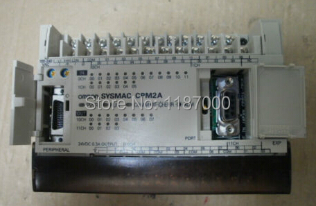 CPM2A Series CPU Unit for CPM2A-30CDR-A well tested working