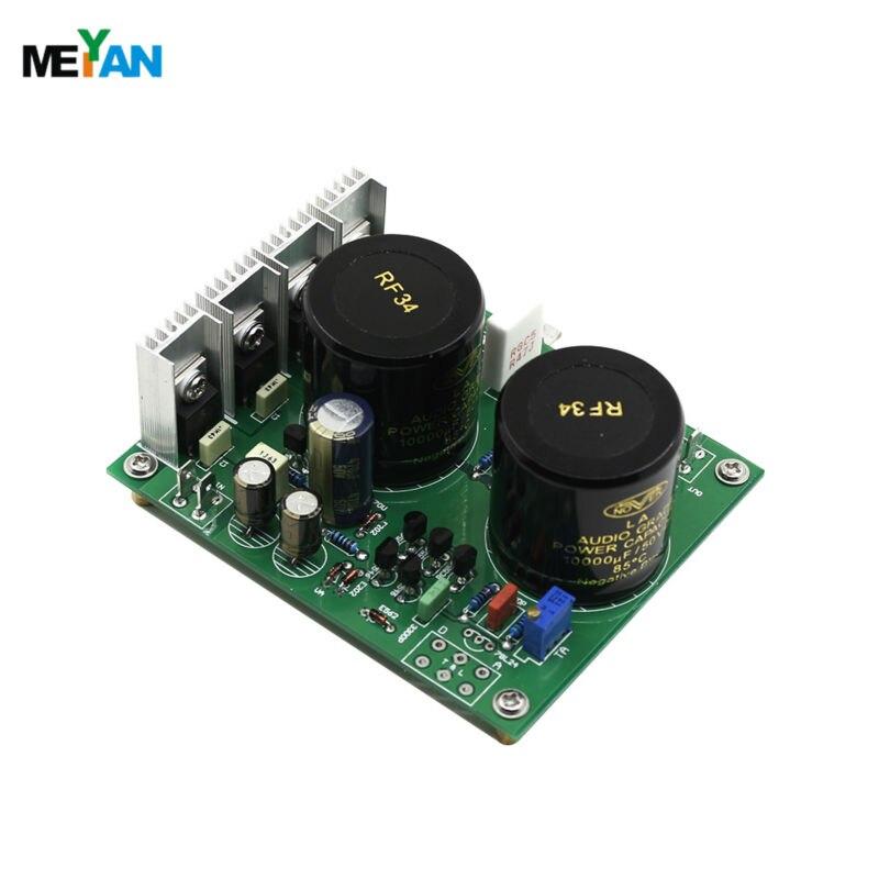 ФОТО S12 Ultra Low Noise linear power supply board 5V 9V 12V 15V 18V 24V 30V LPS PSU