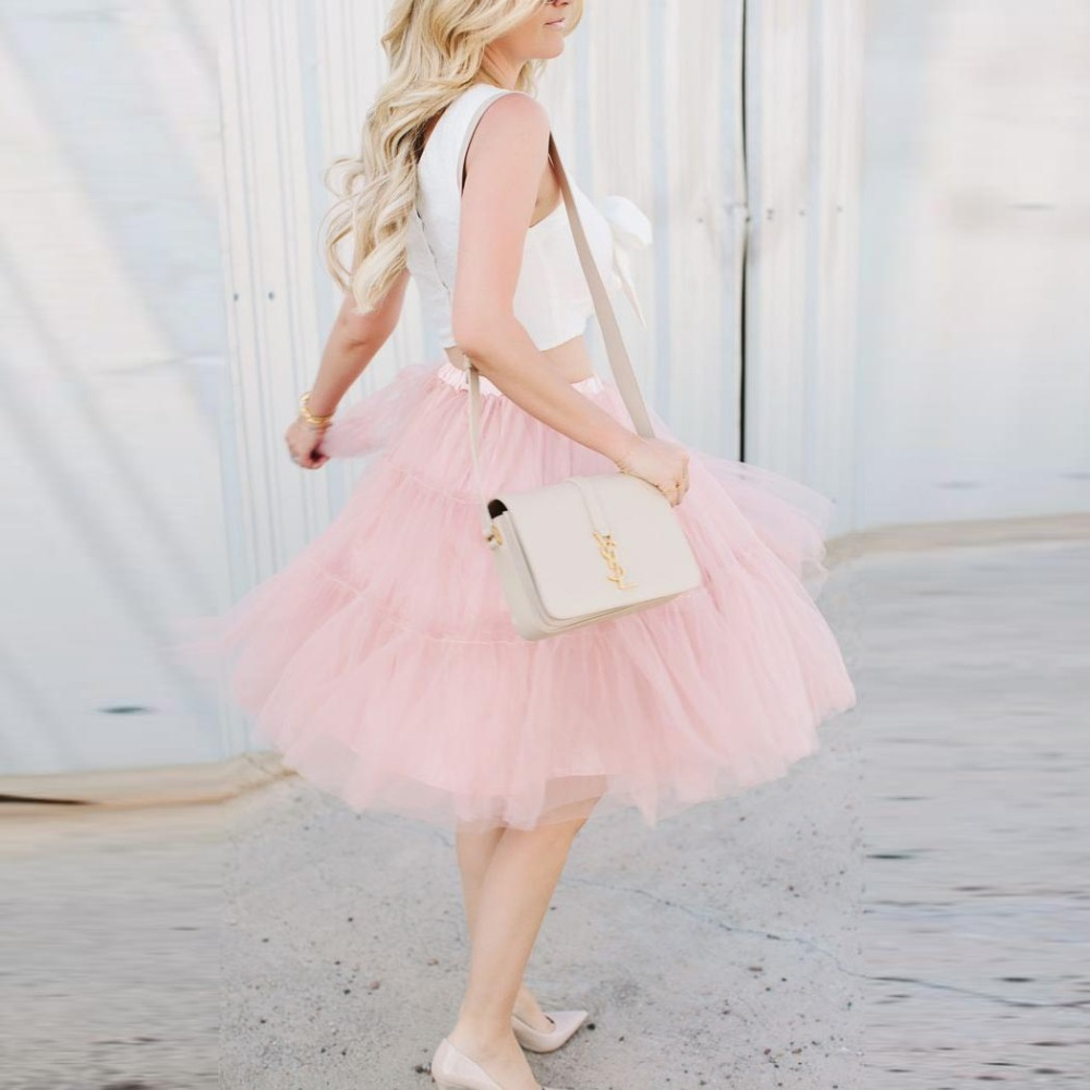 Compare Prices on Pink Midi Skirts- Online Shopping/Buy Low Price ...