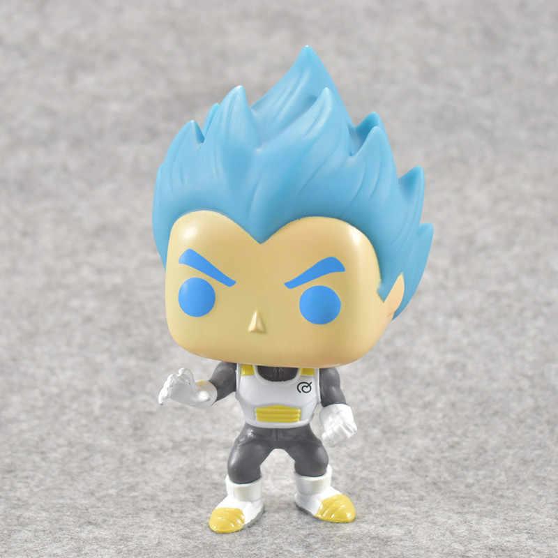Novo dragão bola brinquedo son goku figura de ação anime brinquedos para crianças super vegeta modelo boneca pvc coleção presentes natal